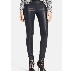 • NWT Blank NYC pull-on faux leather leggings •